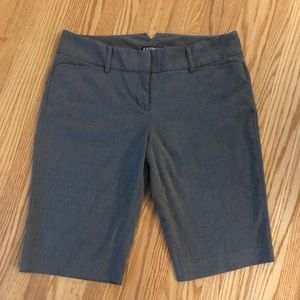 Express Bermuda Dress Shorts